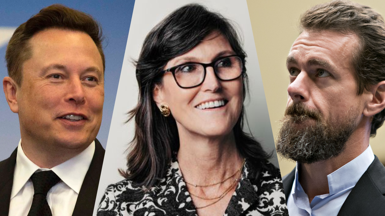 Elon Musk, Jack Dorsey, Cathie Wood Will Discuss Bitcoin Live at B Word Event